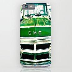 Green GMC Slim Case iPhone 6s
