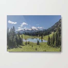 Mt. Rainer # 1 Metal Print