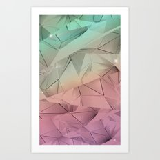 helios oikos (in huey) Art Print