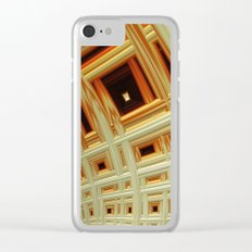 Ceiling Clear iPhone Case