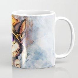 Steampunk Wolf Coffee Mug