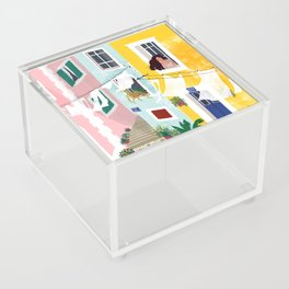 Chillin' Acrylic Box