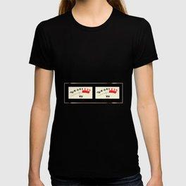 Stereo VU Meters T-shirt