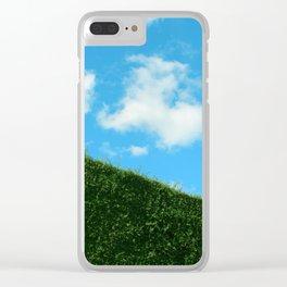 Totara Clear iPhone Case