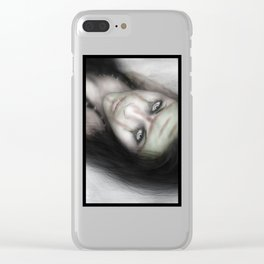 Serpent Clear iPhone Case