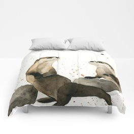 Otters Comforters