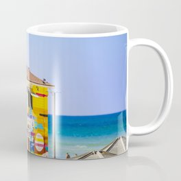 Tel Aviv NonStop City Coffee Mug