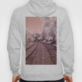 Train Track in Culpeper Hoody