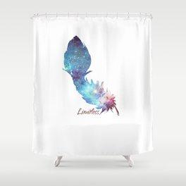 Limitless  Shower Curtain