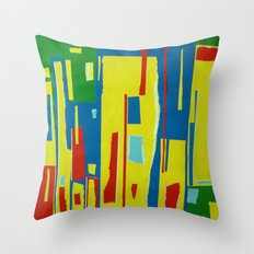 NEAR THE FOREST Throw Pillow