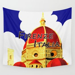 Firenze - Florence Italy Travel Wall Tapestry