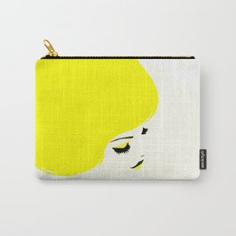 girl hair Carry-All Pouch