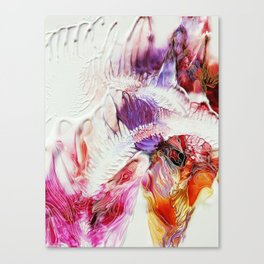 Contrasting Situations Canvas Print