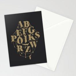 Type Splatt Stationery Cards