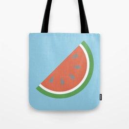 Bright Summer Watermelon Tote Bag