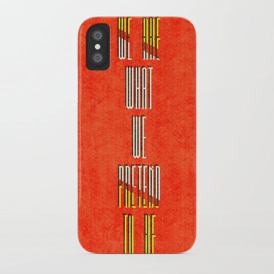 Pretenders iPhone Case