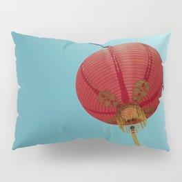 Chinese Lantern in Chinatown LA Pillow Sham