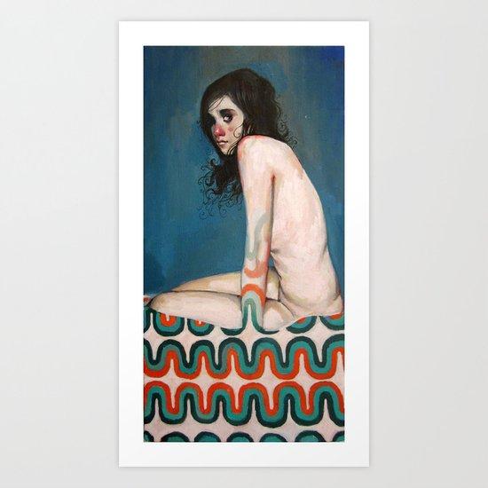 Pacheka Art Print