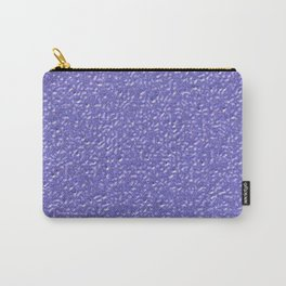 Etched Metal Carry-All Pouch
