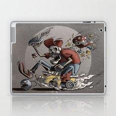 Death Kart Laptop & iPad Skin