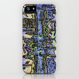 Plastic Wax Factory Vol 02 38 - BOOK OF IOD iPhone Case