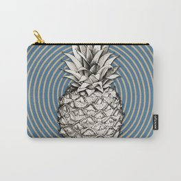 Pop Art  Pineapple Carry-All Pouch