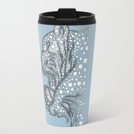 Winter sleep Travel Mug