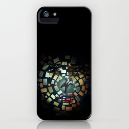 Luther - Decoupage iPhone Case
