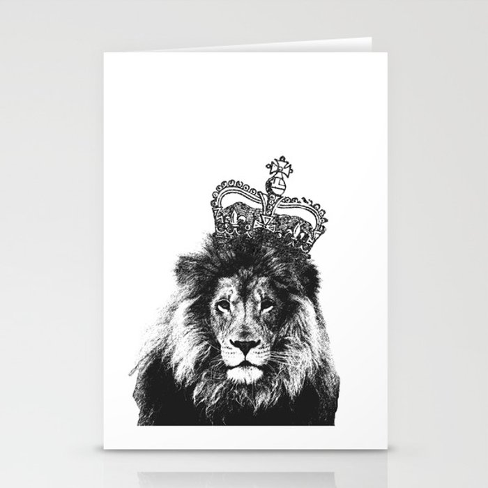Lion King Stationery Cards