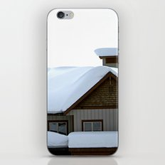 Snowed Inn iPhone & iPod Skin