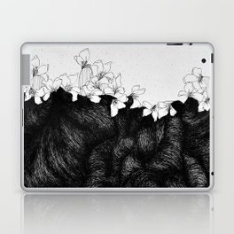 Sometimes the world is too big and I live underground 2 Laptop & iPad Skin
