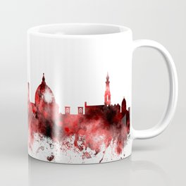 Florence Italy Skyline Coffee Mug