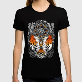 Tiger Mandala T-shirt