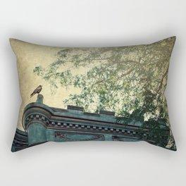 Summer's Onlooker Rectangular Pillow