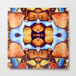 Internal Kaleidoscopic Daze- 23 Metal Print