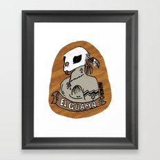 El Guama Framed Art Print