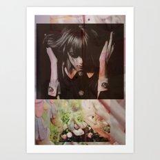 Poni Art Print