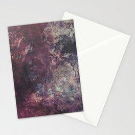 acrylic grunge Stationery Cards