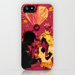 2 Hearts 2 Love iPhone Case