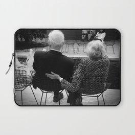 New York Love Story Laptop Sleeve