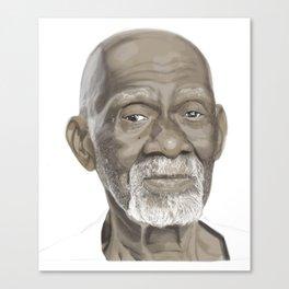 Dr Sebi The Cure Canvas Print