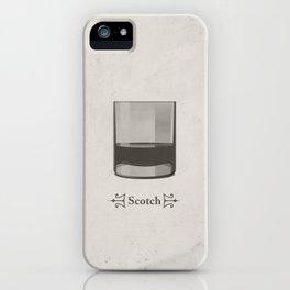 Scotch iPhone Case