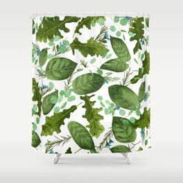 ODELIA Shower Curtain
