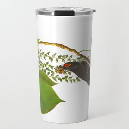 Tyrant Fly-catcher Bird Travel Mug