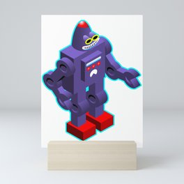 Robot Mini Art Print