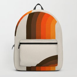 Golden Rainbow Backpack
