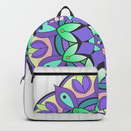 Mandala Awakening 2 Backpack