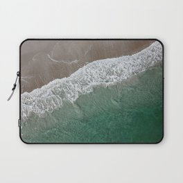 Wrightsville Beach Waves Laptop Sleeve