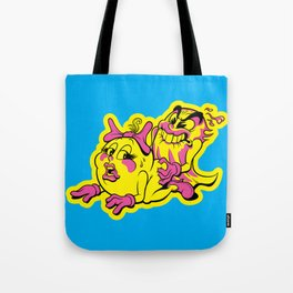 Ghost Lover Tote Bag