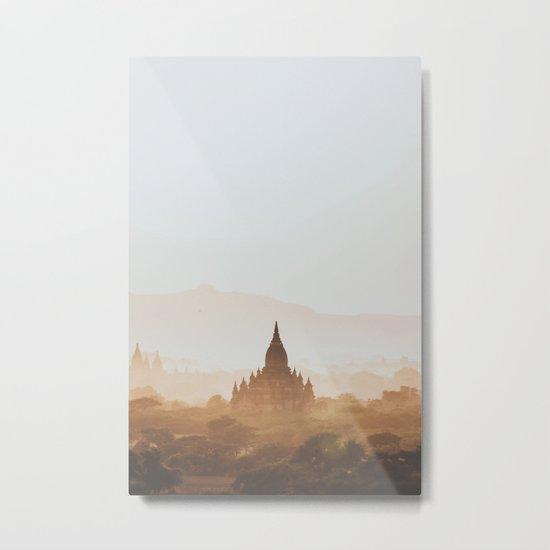 Bagan IV Metal Print